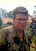 PFC RONALD R BARCALOW
