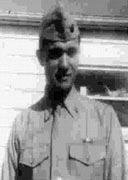 PFC DUANE R BENTLEY