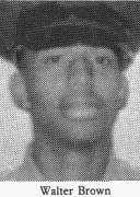 PFC WALTER BROWN