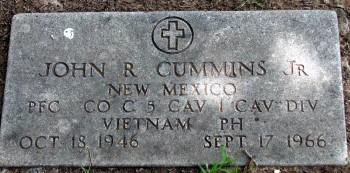 John R Cummins