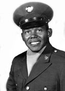 PFC WILLIE E DAVIS