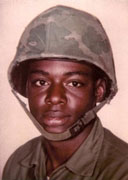 PVT GEORGE D WILLIAMS, Jr