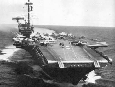USS FORRESTAL (CVA-59)